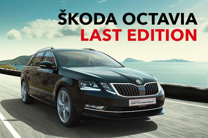 PRUCKNER Skoda Octavia Last Edition