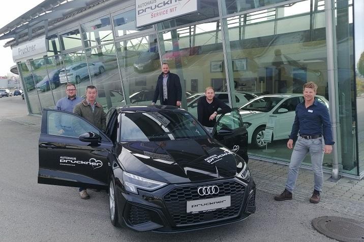 Audi A3 intense